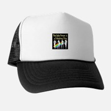 SALES PERSON Trucker Hat