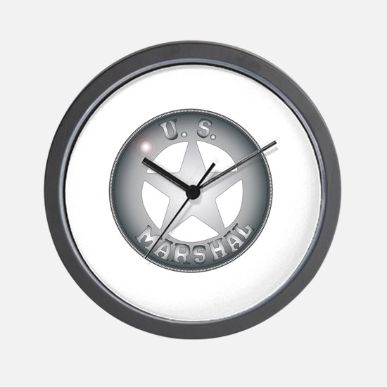 Funny Law and order Wall Clock