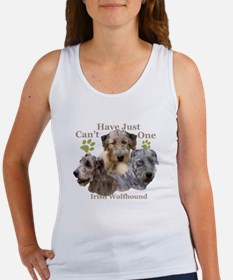 Irish Wolfhound Can't Have Just One Tank Top