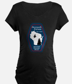 GrouseHunting Maternity T-Shirt