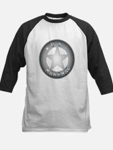US Marshal Badge Baseball Jersey