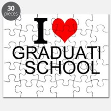 I Love Graduate School Puzzle