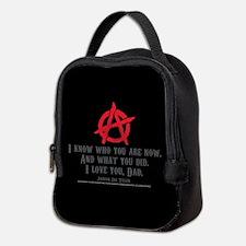 SOA Love You Dad Neoprene Lunch Bag