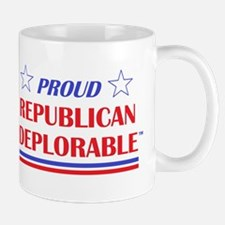 Proud Deplorable Coffee Mugs