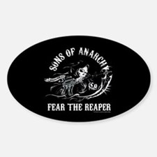 SOA Reaper Gun Decal