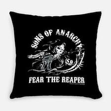 SOA Reaper Gun Everyday Pillow