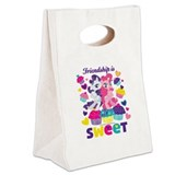 Mylittlepony rarity Canvas Lunch Sack