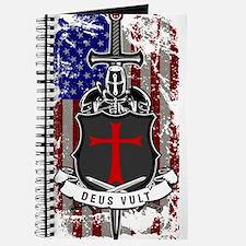 AMERICAN KNIGHT GOD WILLS IT Journal