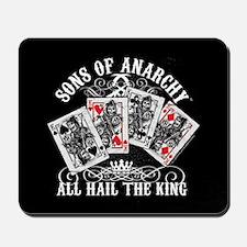 SOA All Hail the King Mousepad