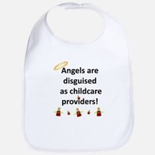 Angels Bib