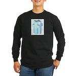Cross of Jesus (Christian Long Sleeve Dark T-Shirt