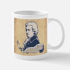 Love = Genius -Mozart Mug
