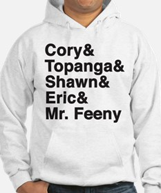 Boy Meets World Character Names Jumper Hoody