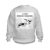 Komodo dragon Crew Neck