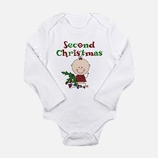 Second Christmas Body Suit