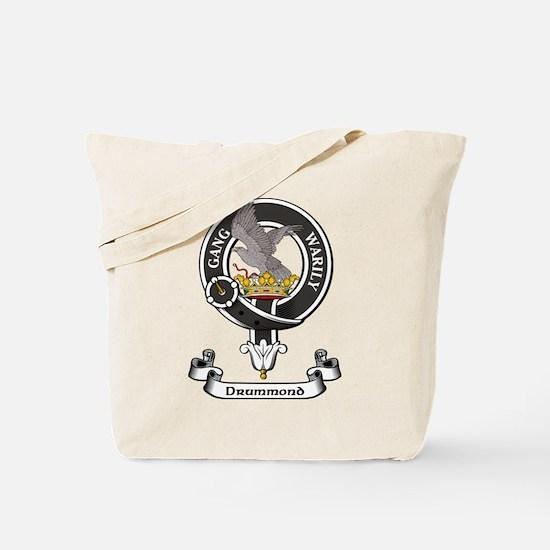 Badge - Drummond Tote Bag
