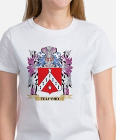 Telford Coat of Arms - Family Crest T-Shirt