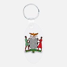 Unique Zambia Keychains