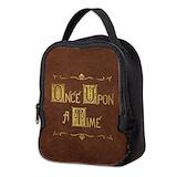 Onceuponatimetv Neoprene Lunch Bag
