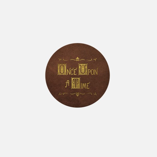 Once Upon a Time Mini Button