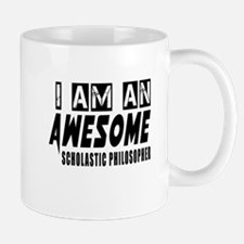 I Am Scholastic philosopher Mug