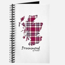 Map-DrummondPerth dress Journal