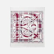 Monogram-DrummondPerth dress Throw Blanket