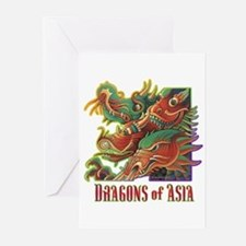 Dragon Picture Greeting Cards (Pk of 20)