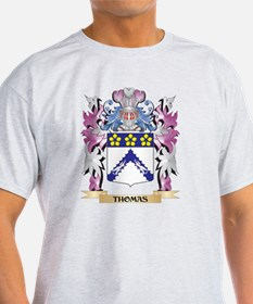 Thomas Coat of Arms - Family Crest T-Shirt