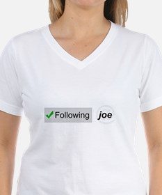 Following Joe T-Shirt