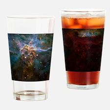 Carina Nebula by Hubble/STScI Drinking Glass