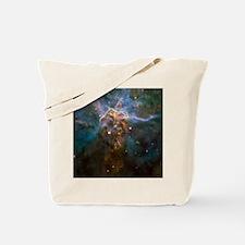 Carina Nebula by Hubble/STScI Tote Bag