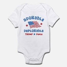 Adorable Deplorable Infant Bodysuit
