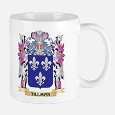 Tillmon Coat of Arms - Family Crest Mugs