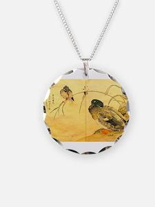 Kingfisher and Mallard - Kit Necklace