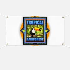 Rainforest Banner