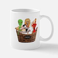 Basket of Deplorables Mugs