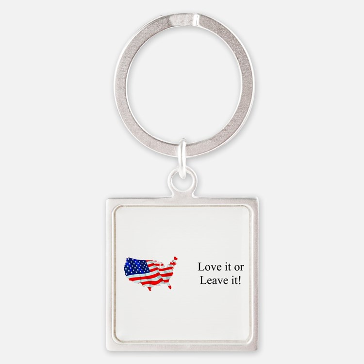 map love Keychains