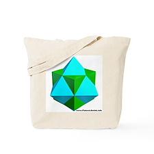 Cube-Octa Tote Bag