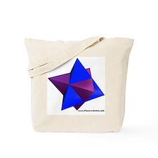 Tetra-Tetra Tote Bag