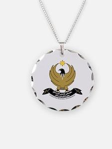 Unique Kurdistan Necklace