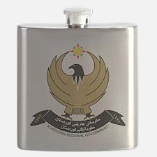 Unique Kurdistan Flask