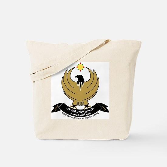 Unique Kurdistan Tote Bag
