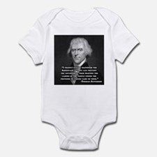 Thomas Jefferson Infant Bodysuit