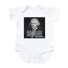 Thomas Jefferson Onesie