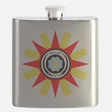 Cool Kurdistan Flask