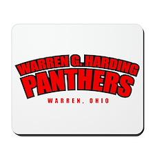 Harding Panthers Mousepad