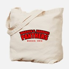 Warren G. Harding Panthers Tote Bag