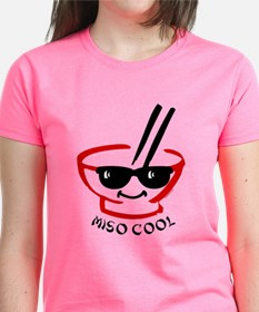 Miso Cool Women's Dark T-Shirt