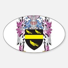 Tomlinson Coat of Arms - Family Crest Decal